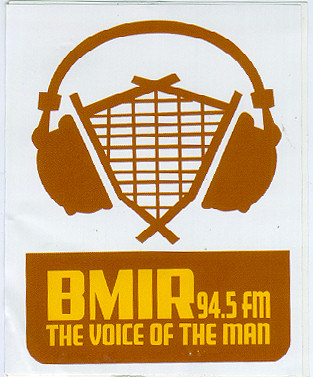 BMIR sticker by JKanizzle