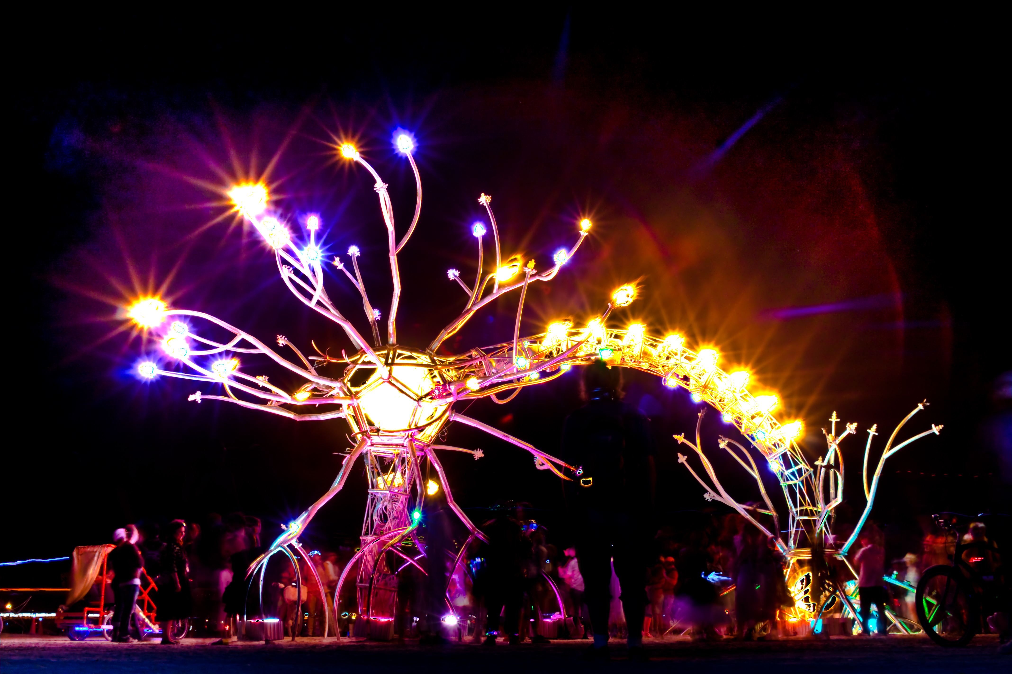 Burning Man Art Is Now Everywhere But What Is It